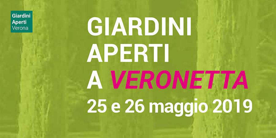 Giardini Aperti a Veronetta 2019