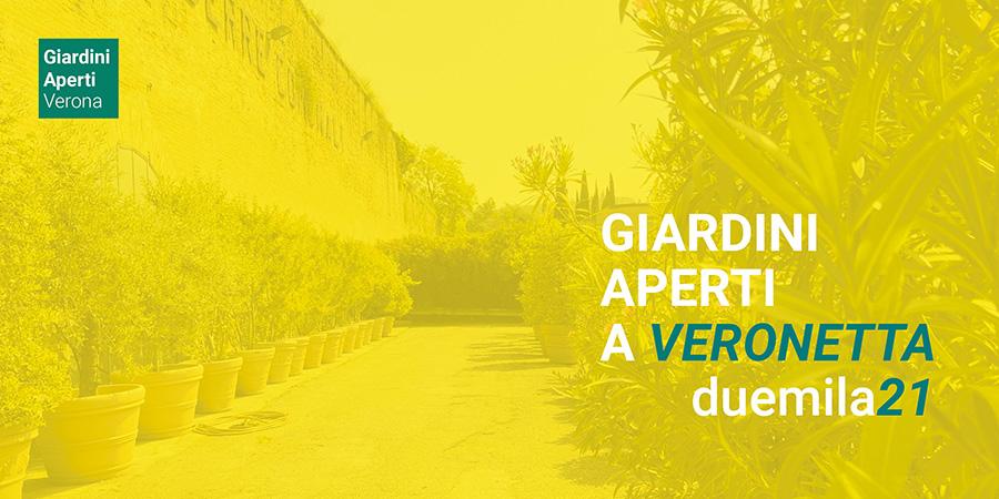 Giardini Aperti Veronetta 2021