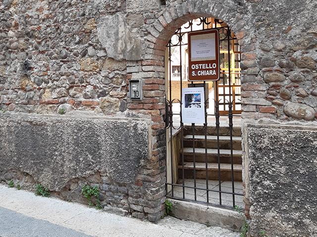 Ostello Santa Chiara