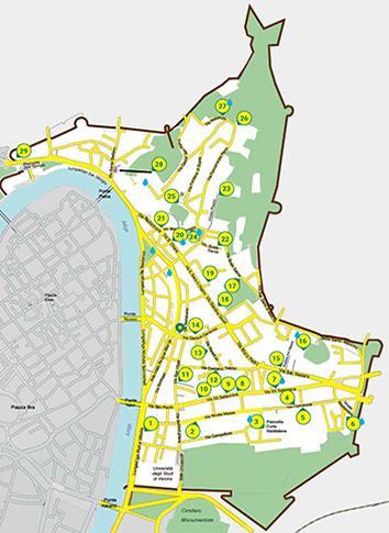 Mappa Veronetta