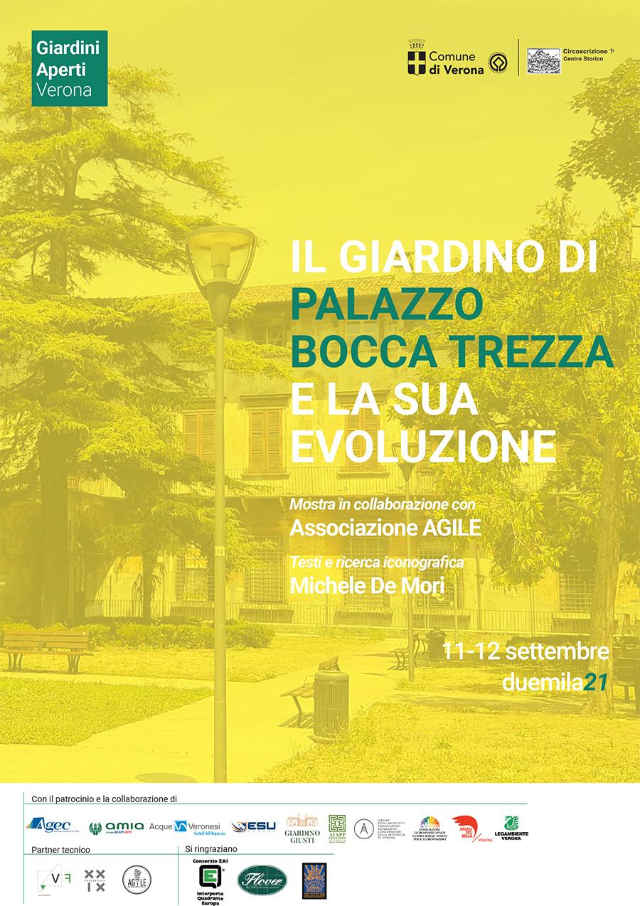Mostra Palazzo Bocca Trezza - Verona Giardini Aperti